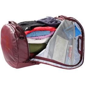 Tatonka Barrel Duffle Bag Talla M, bordeaux red